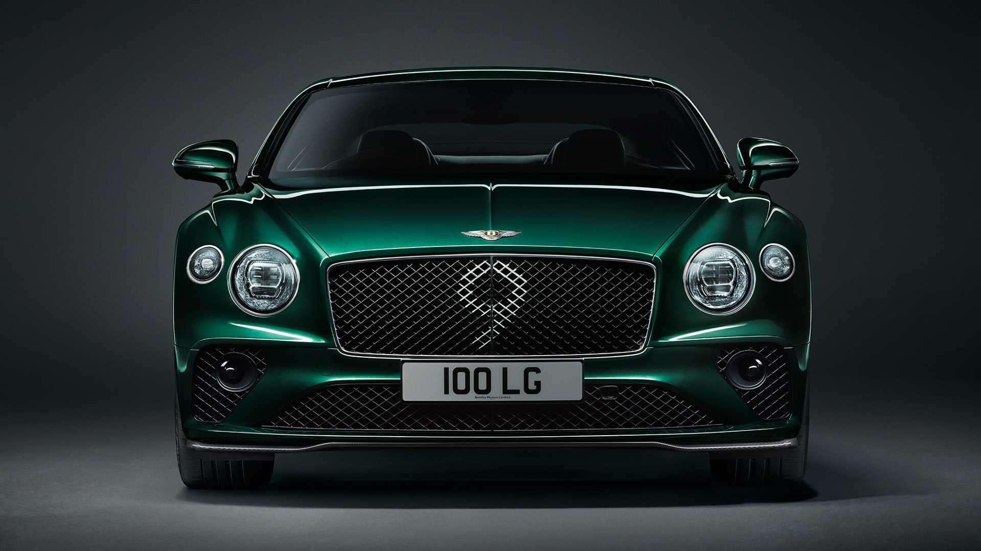Bentley Number 9 Front