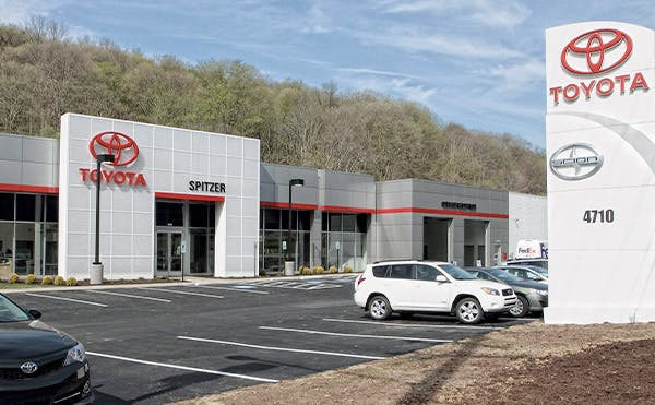 Why Buy your next car from Spitzer Toyota
