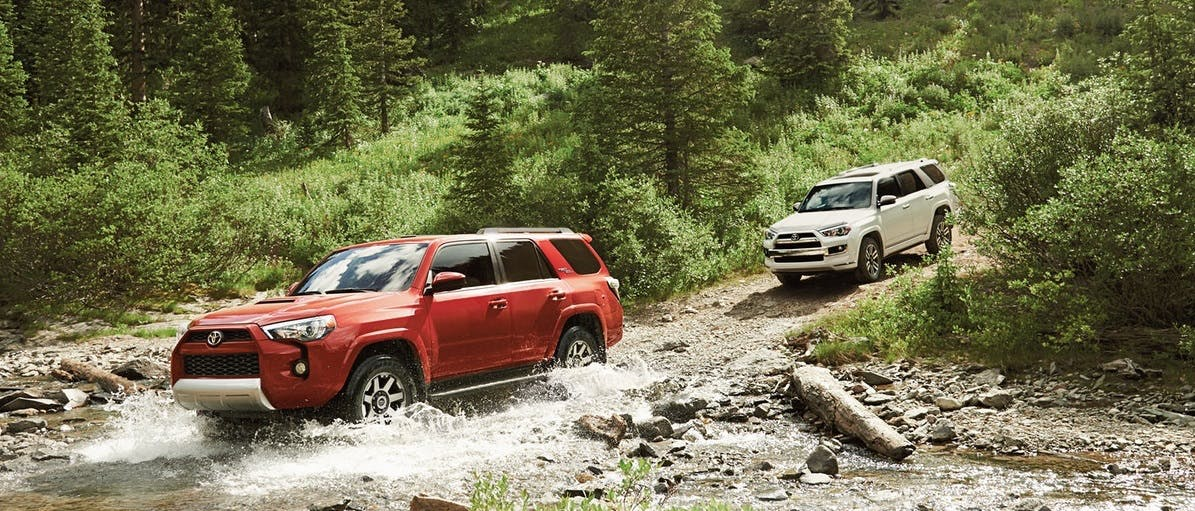 Test drive 2020 Toyota 4Runner in Hermitage PA