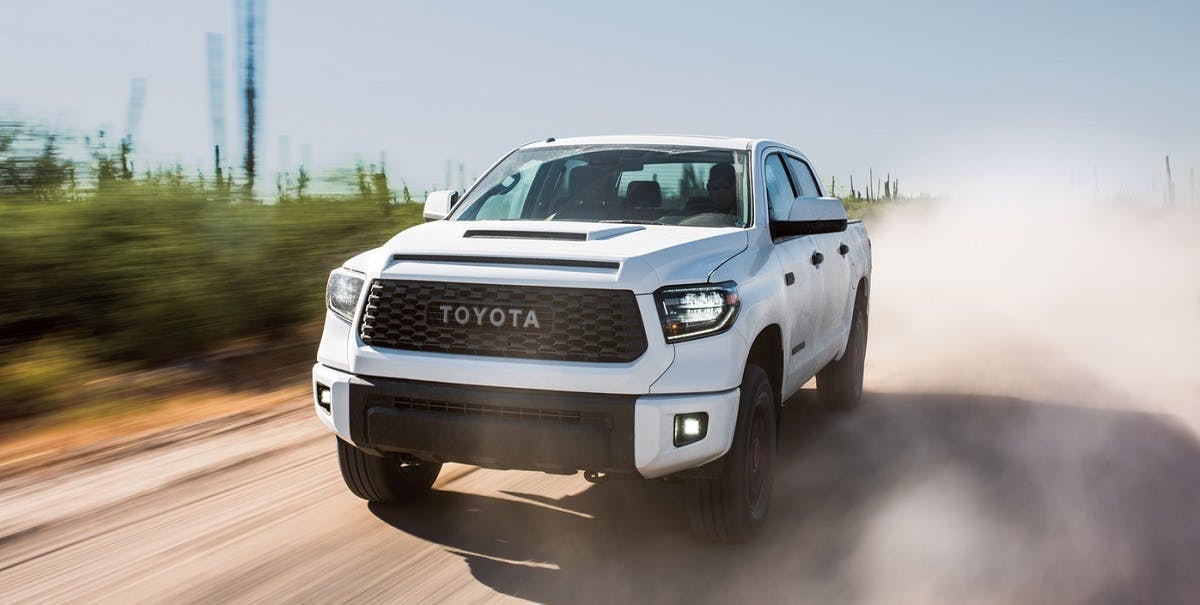 Test drive the 2020 Toyota Tundra near Pittsburgh PA