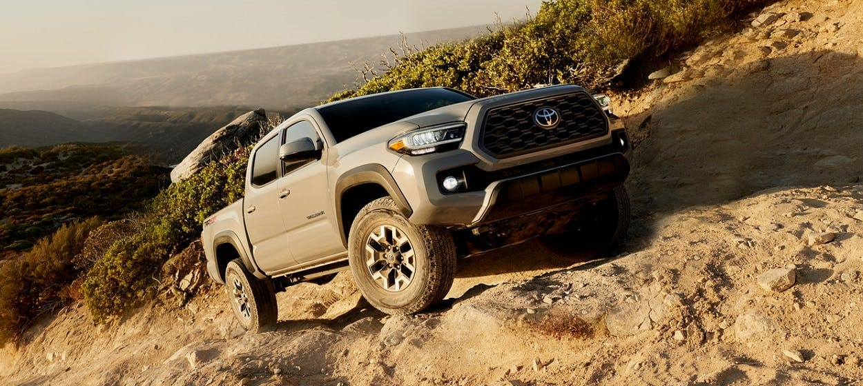Test drive 2020 Toyota Tacoma in Hermitage PA
