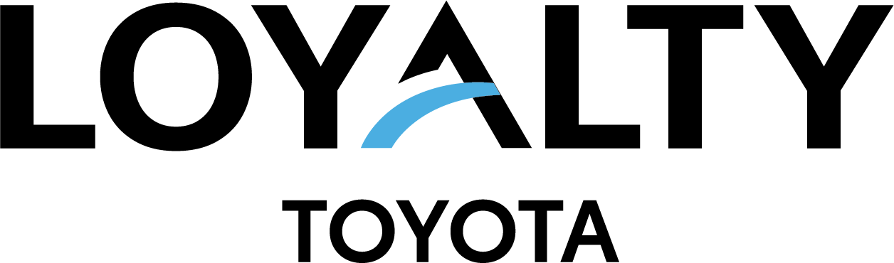 Loyalty Toyota-Black Logo