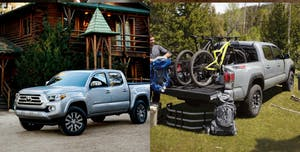Ask about the 2020 Toyota Tacoma