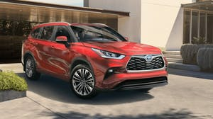 When is the 2020 Toyota Highlander coming to Hermitage