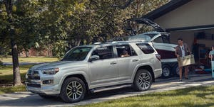 Test Drive the 2020 Toyota 4Runner in Hermitage PA