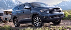 Discover the 2020 Toyota Sequoia in Western Pennsylvania