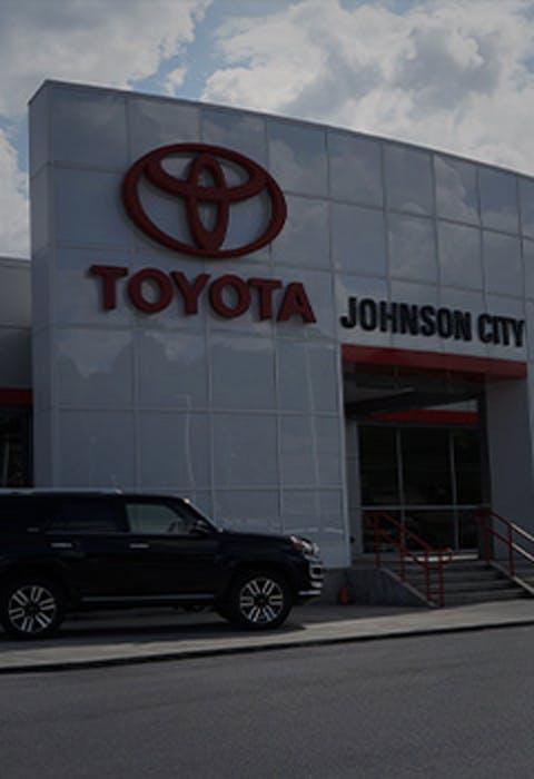 Smart Auto Johnson City Tn >> Toyota Dealership In Johnson City Johnson City Toyota