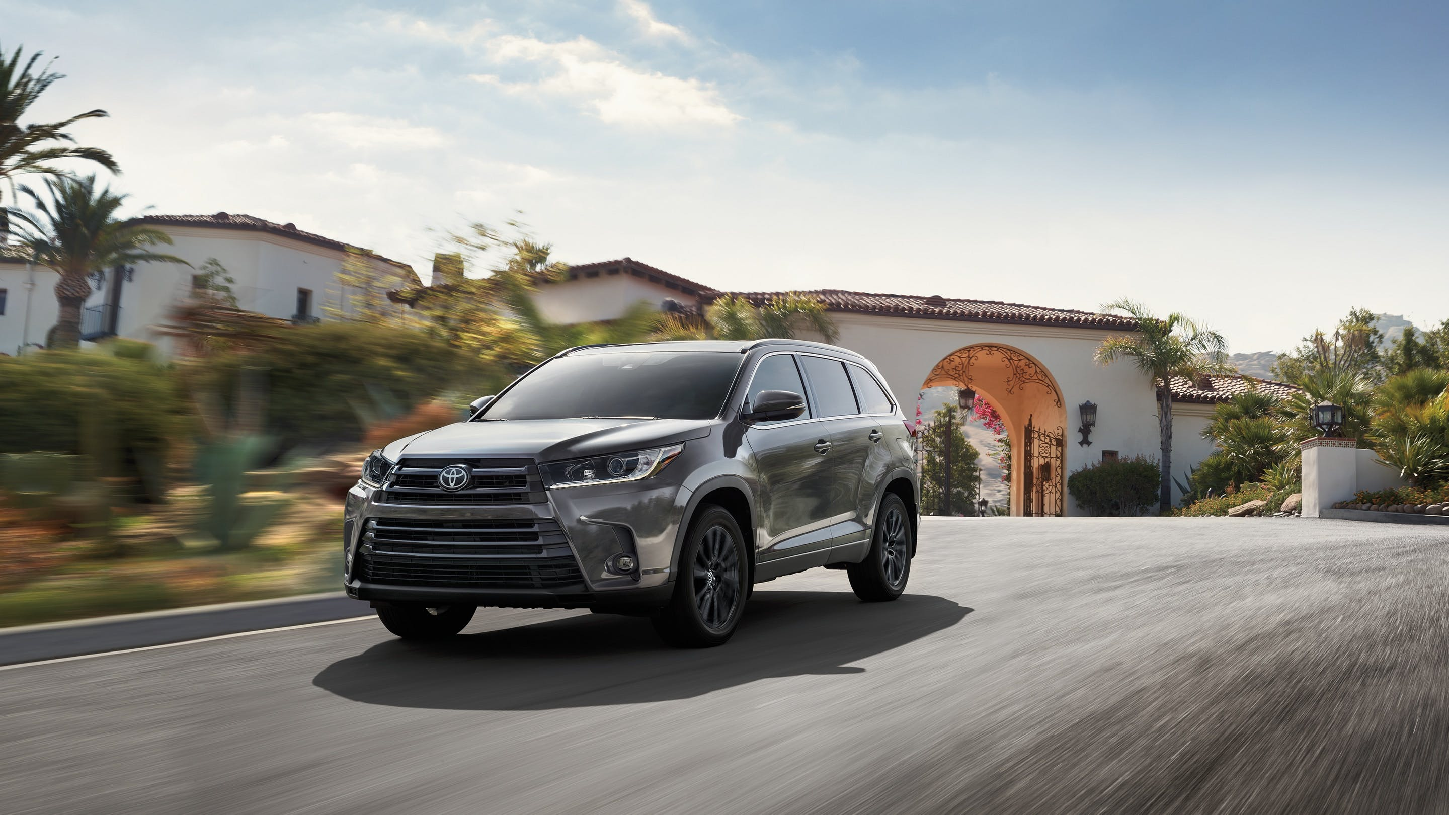 Test Drive the 2019 Toyota Highlander near Pittsburgh PA