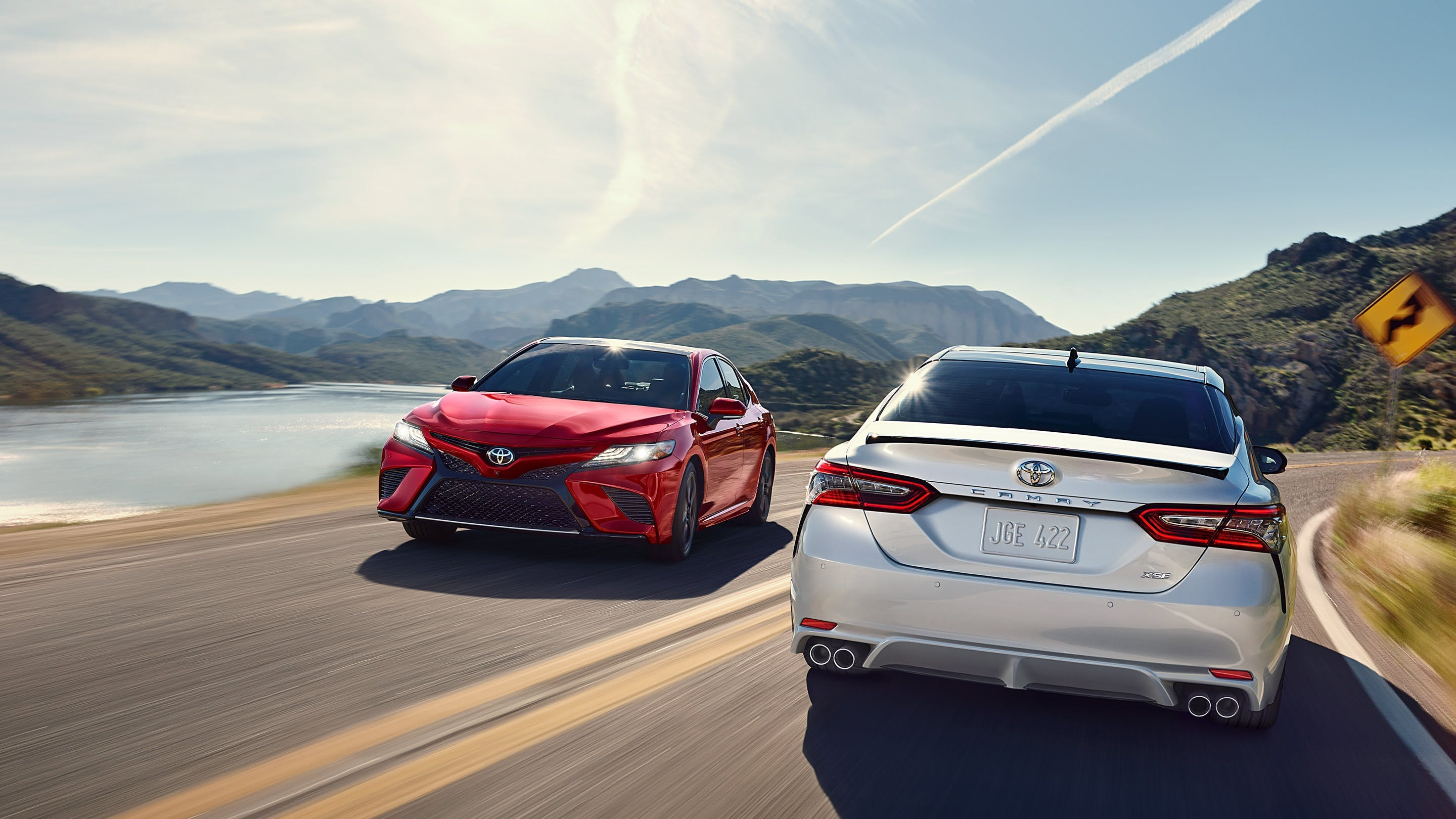 Test Drive the 2020 Toyota Camry near New Castle PA