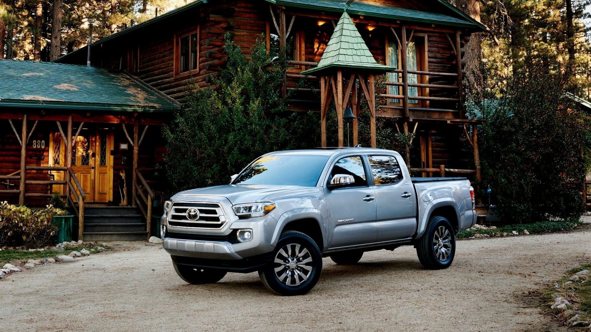 Buy, Lease, or Finance the 2020 Toyota Tacoma near Grove City PA