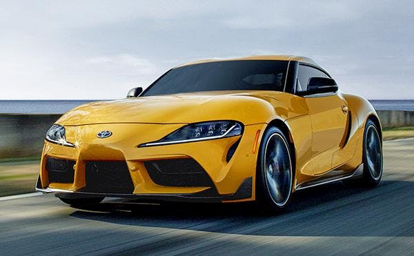 no disappointment with the 2020 toyota supra - blog post image