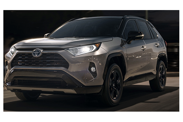 scenic routes with the 2020 toyota RAV4 - blog post image