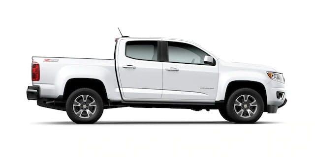 Chevrolet Commercial Trucks - Colorado