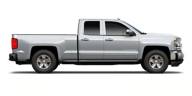 Chevrolet Commercial Trucks - Silverado 1500