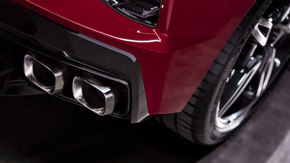 2020 Chevrolet Corvette Exterior