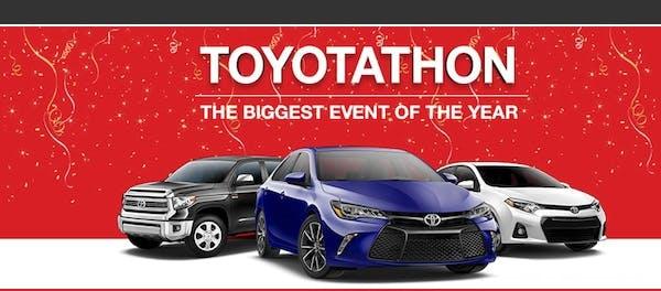 Don't Miss Toyotathon near Hubbard OH
