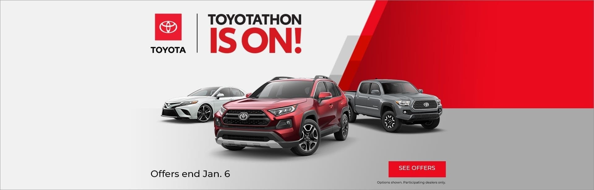 Toyotathon is On in Hermitage PA