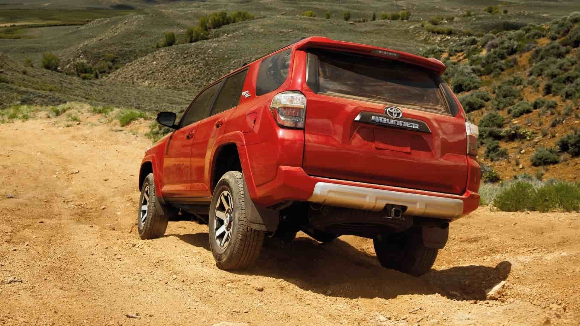 Learn about the 2020 Toyota 4Runner near Greenville PA