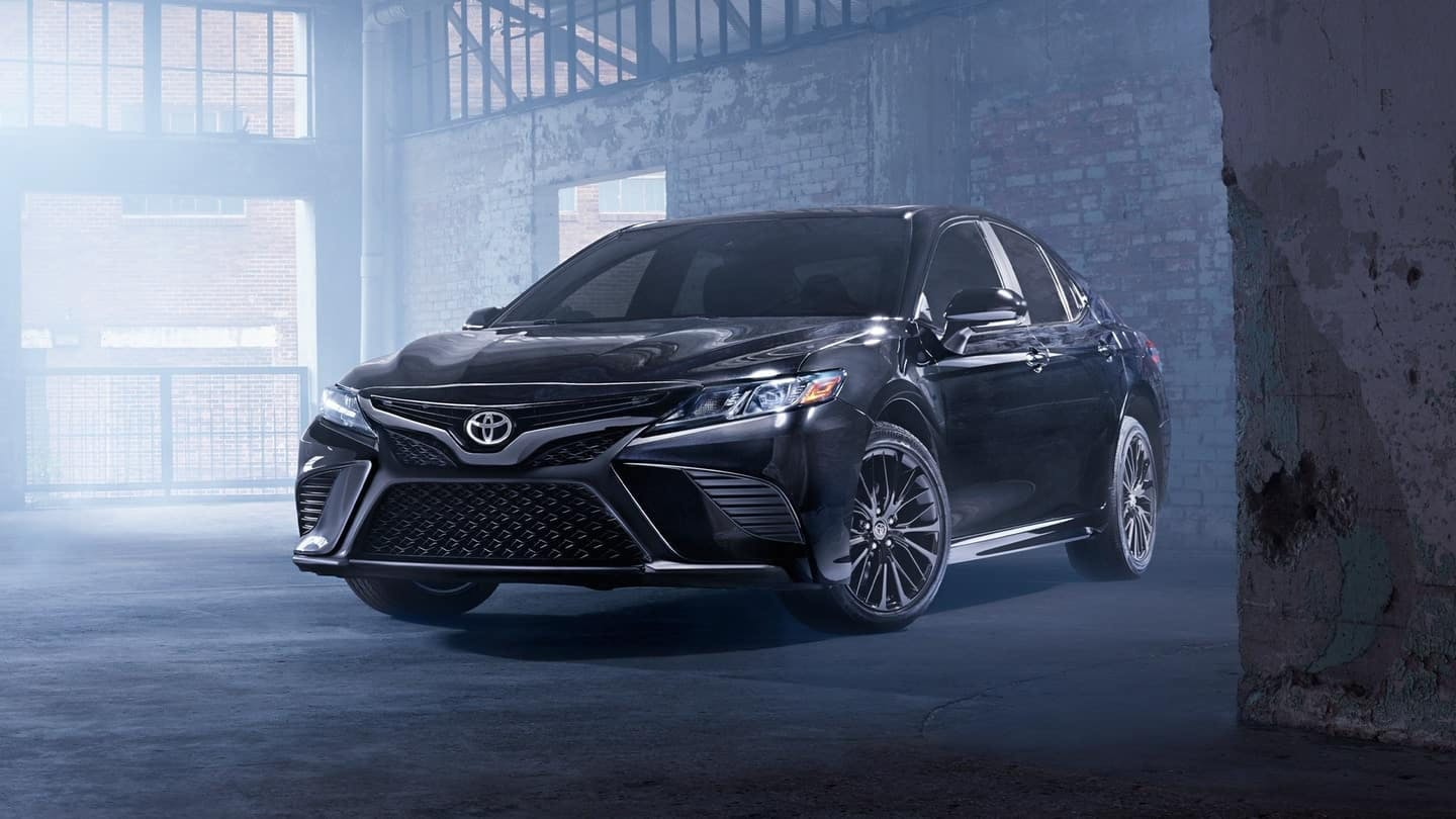 Learn about the 2020 Toyota Camry near New Castle PA