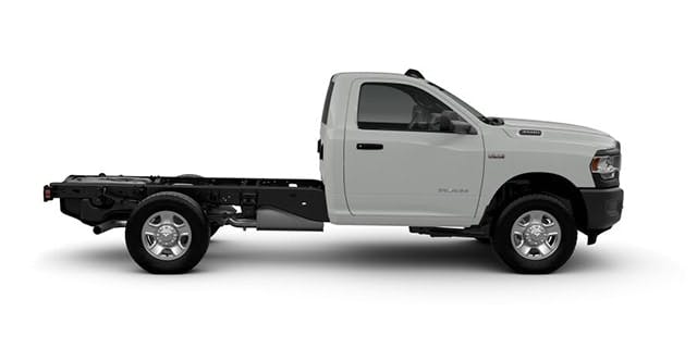 Ram 3500 Chassis Commercial