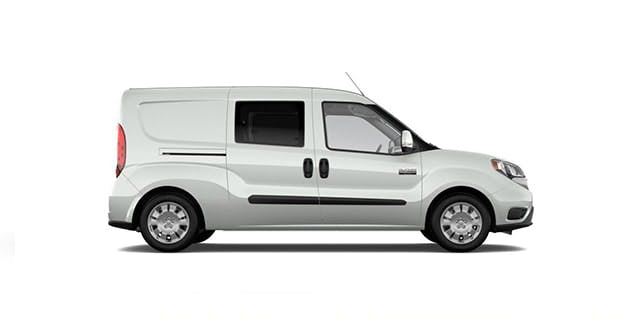 Ram ProMaster City Commercial