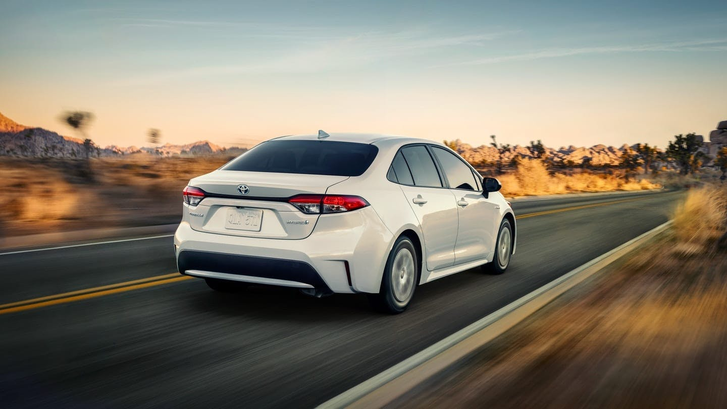 What's new with the 2020 Toyota Corolla near New Castle PA