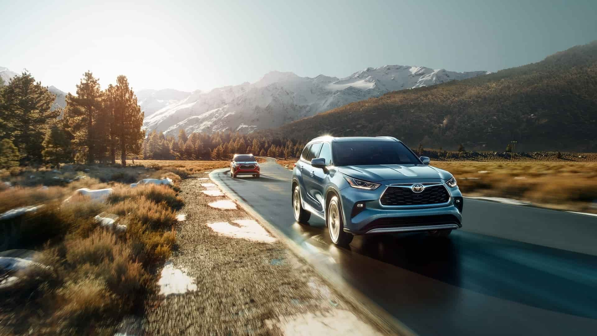 What's new with the 2020 Toyota Highlander near Greenville PA
