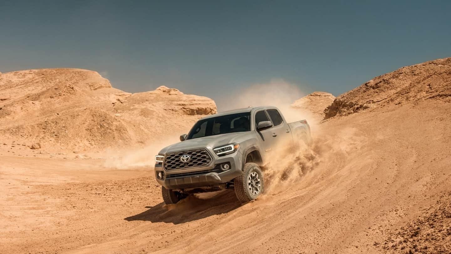 What's new with the 2020 Toyota Tacoma near Grove City PA