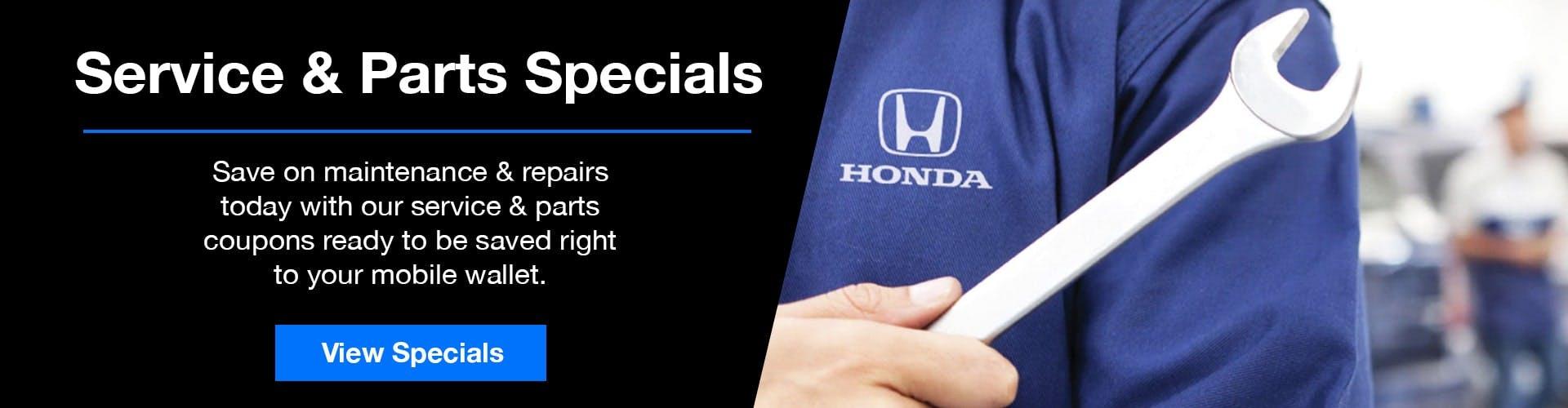 Honda Homepage Banner