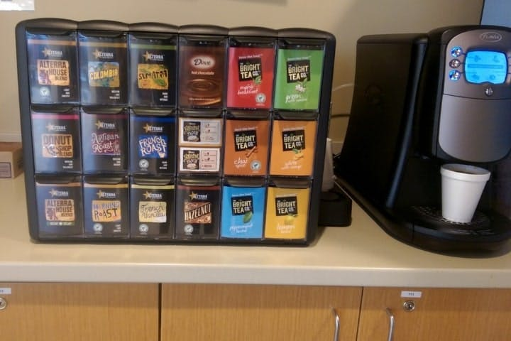 Rolling Hills Honda Coffee & Beverages