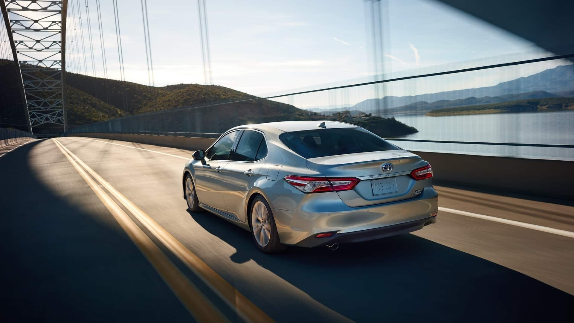 Get to know the 2020 Toyota Camry near Greenville PA
