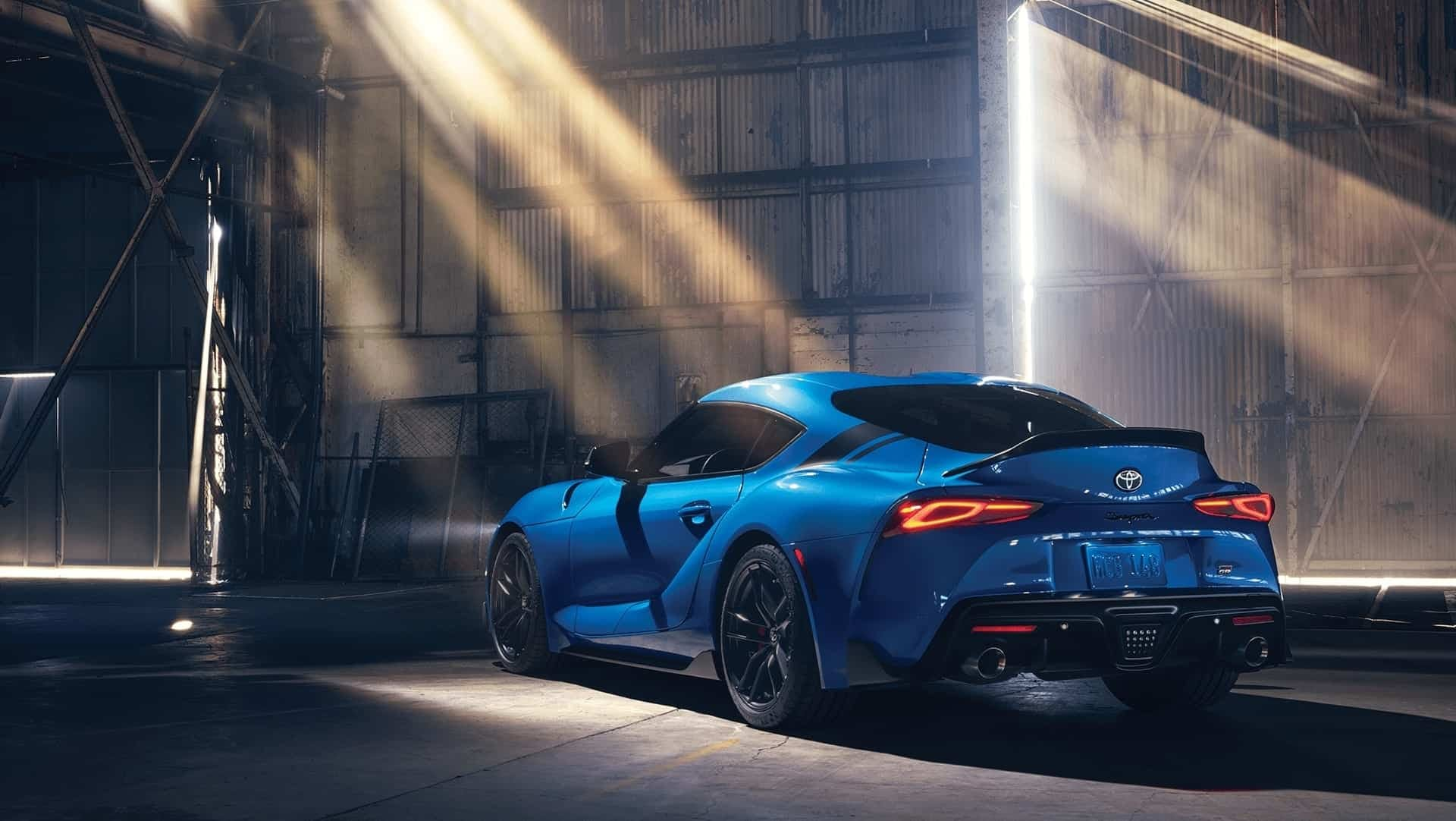 Get to know the 2021 Toyota GR Supra near Pittsburgh PA