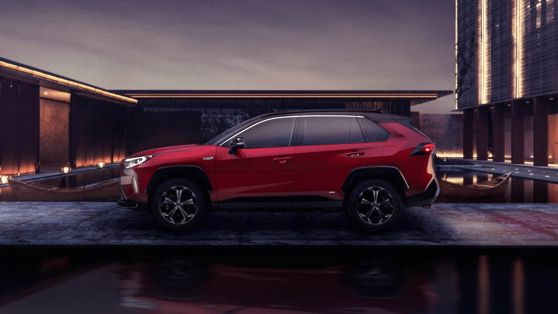 Get to know the 2021 Toyota RAV4 Prime near New Castle PA