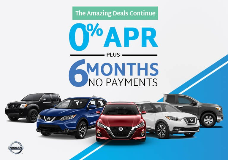 Loyalty Automotive 6 Months No Payments PLUS 0% APR