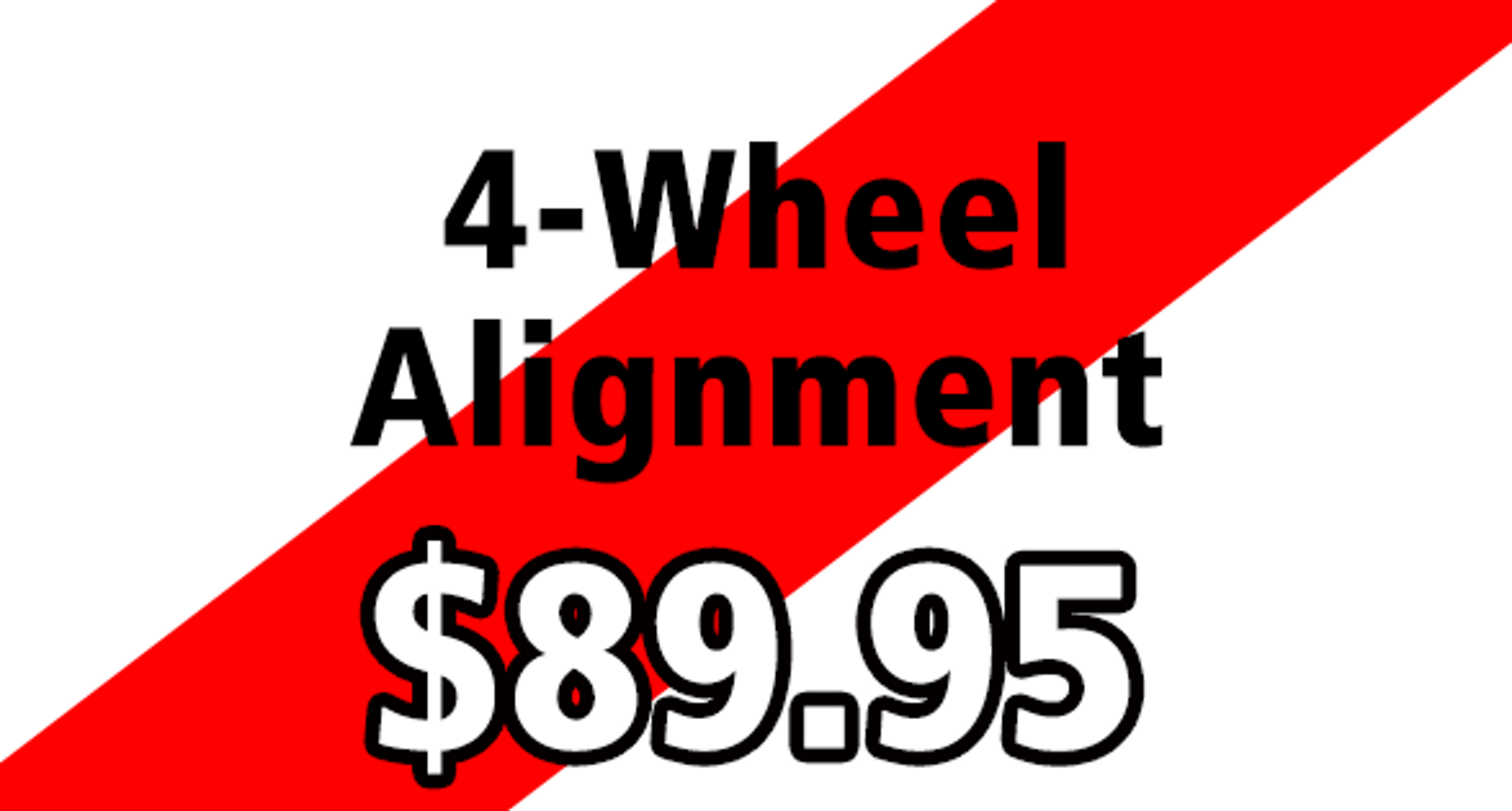 4-WHEEL ALIGNMENT: $89.95 Service specials Diehl Automotive Pennsylvania Ohio Pittsburgh Butler Moon Robinson vehicle sales service parts accessories Chrysler jeep dodge ram chevrolet buick cadillac toyota volkswagen vw mitsubishi