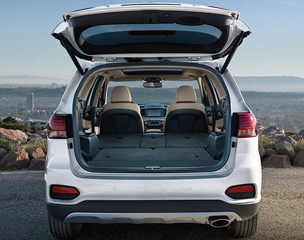 SMART POWER LIFTGATE