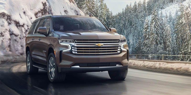 2021 Chevrolet Suburban