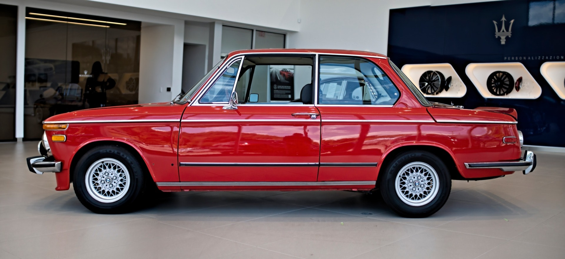 1973 BMW 2002/s Coupe