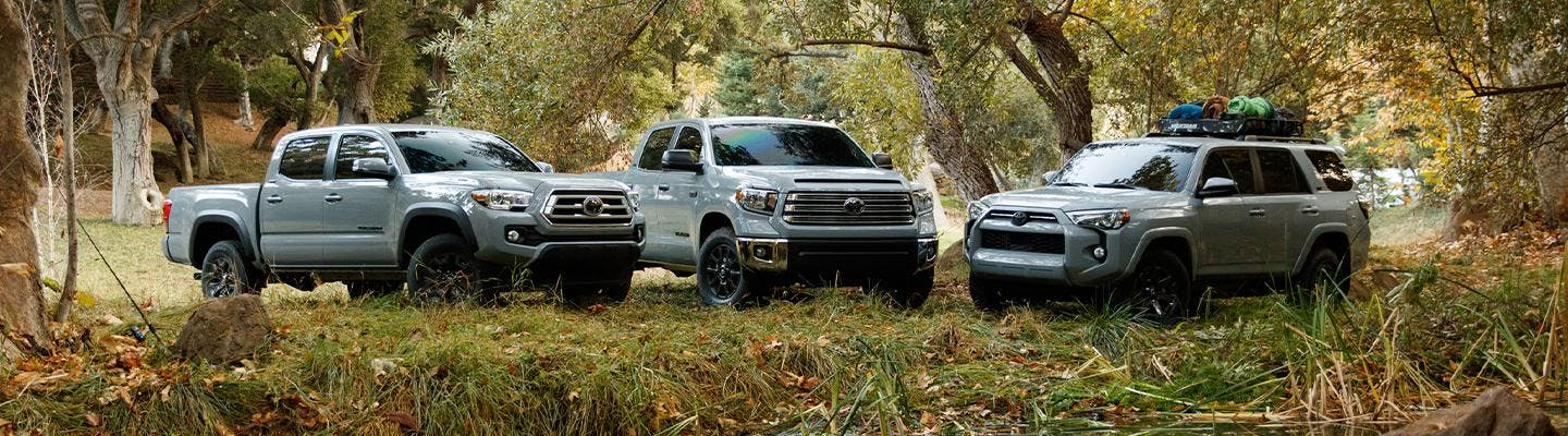 new toyota tundra, tacoma, and 4runner - spitzer toyota