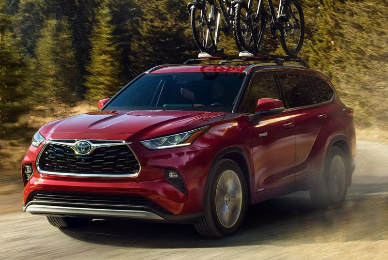 Taylor Toyota of Hermitage - The 2020 Toyota Highlander is a midsize SUV near Greenville PA