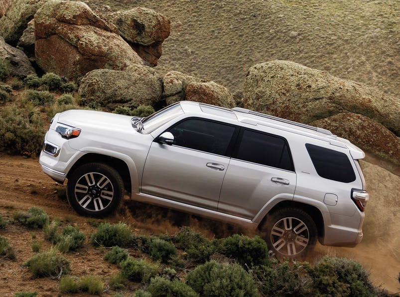 Taylor Toyota of Hermitage - The 2020 Toyota 4Runner offers a premier off-road experience near Hubbard OH