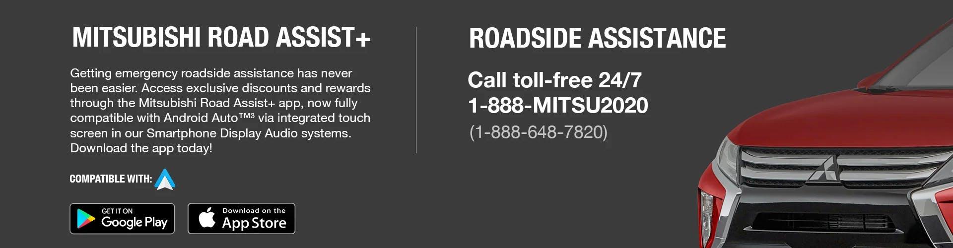 Diehl Mitsu Roadside Assistance