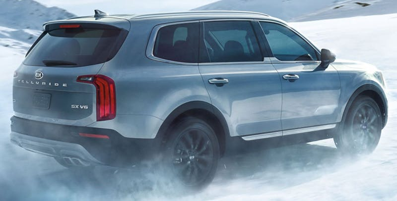 Drive Taylor - Be sure to check out the 2021 Kia Telluride near New Castle PA