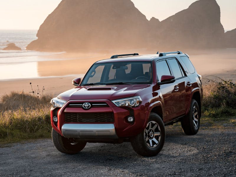 Taylor Toyota of Hermitage - The 2021 Toyota 4Runner should be one of your top picks near New Castle PA