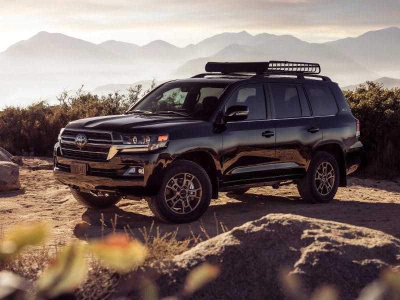 Taylor Toyota of Hermitage - Take home a 2021 Toyota Land Cruiser near Hubbard OH