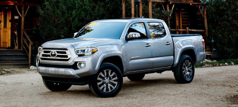 Taylor Toyota of Hermitage - Learn about the 2021 Toyota Tacoma near Greenville PA