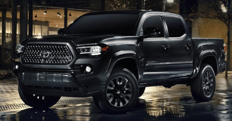 Drive Taylor - Be sure to come experience the new 2021 Toyota Tacoma near Greenville PA