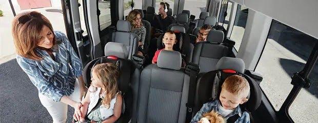 ford passenger blog