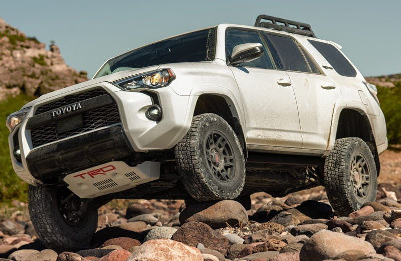 Drive Taylor - The 2021 Toyota 4Runner has recently arrived near Mercer PA