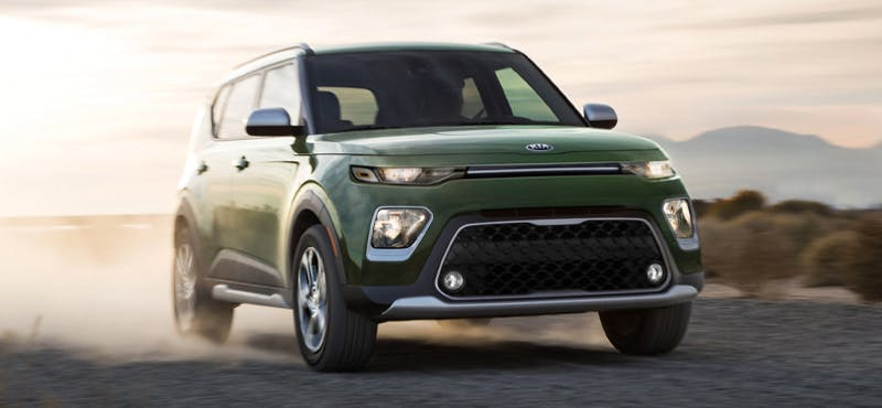 Drive Taylor - The 2021 Kia Soul has arrived near Greenville PA
